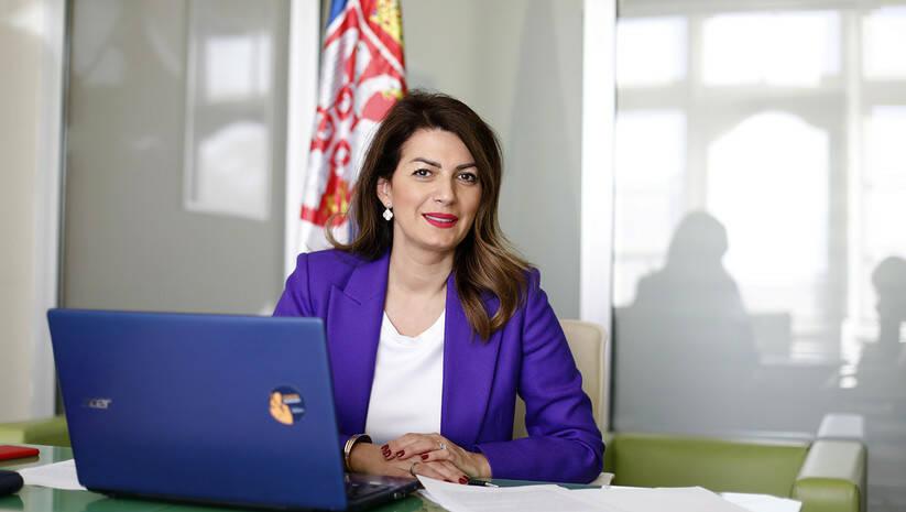 Tatjana Matić Foto: Ministarstvo trgovine