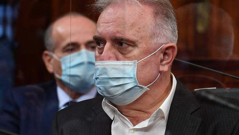 Ratko Dmitrović / Foto: Srđan Ilić