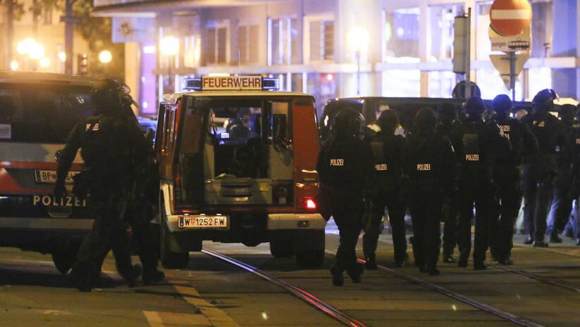 Ronald Zak: Pucnjava kod sinagoge u Beču;(Photo/Ronald Zak)