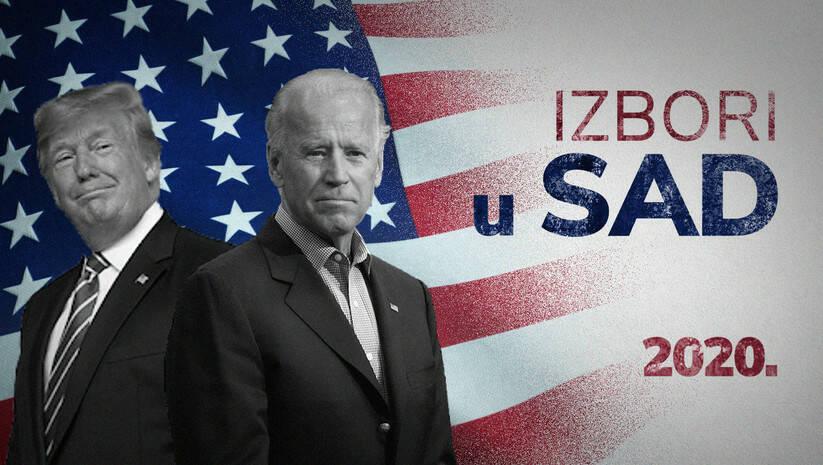 Izbori u SAD 2020. - Donald Tramp ili Džo Bajden