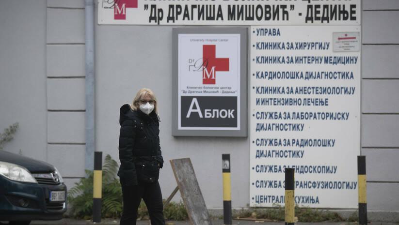 Beograd tokom pandemije koronavirusa Foto: Srđan Ilić