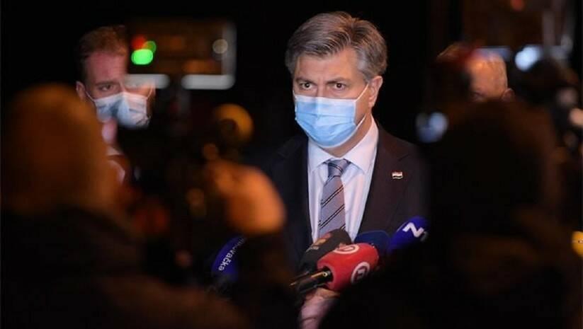 Andrej Plenković, Foto: vlada.gov.hr
