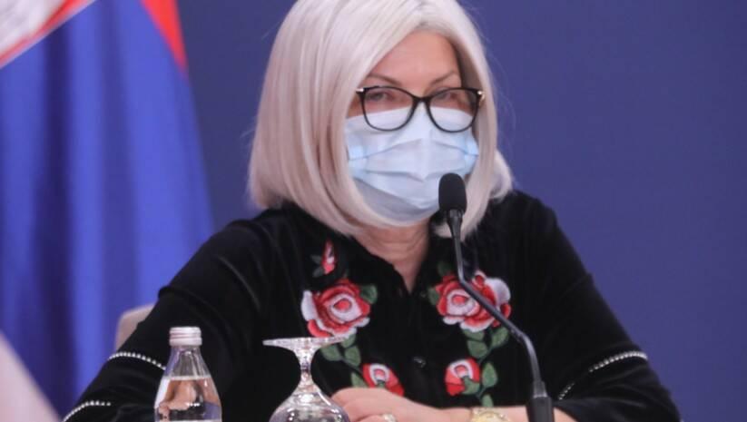Edita Stokić Foto: Vlada Srbije