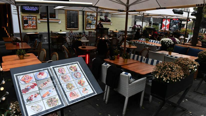Beogradski kafići tokom epidemije koronavirusa, decembar 2020. Foto Srđan Ilić