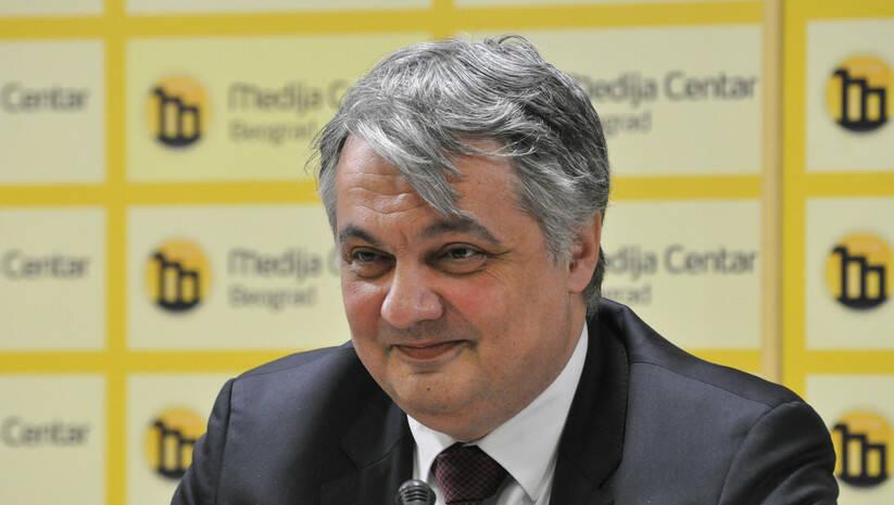 Vladimir Lučić Foto: Medija centar, Beograd