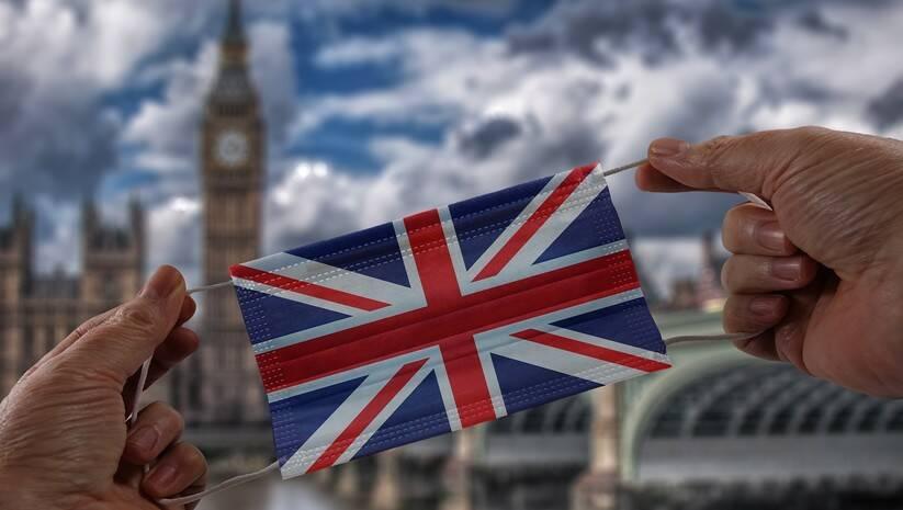 Zastava Velike Britanije, Foto: Pixabay