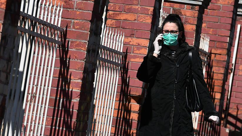 Beogradske ulice tokom koronavirusa, decembar 2020 / Foto: Srđan Ilić