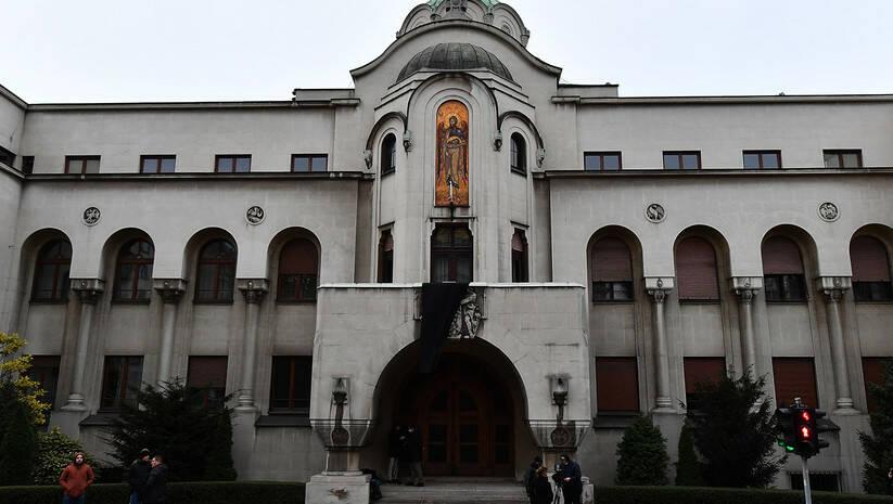 Patrijaršija SPC Foto: Srđan Ilić