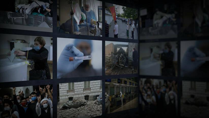 Svet 2020: Promene, protesti, virus, katastrofe…
