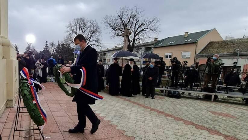 Obeležavanje 79. godišnjice Racije u južnoj Bačkoj / Foto: Vlada Vojvodine