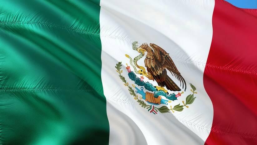 pixabay.com: Zastava Meksika