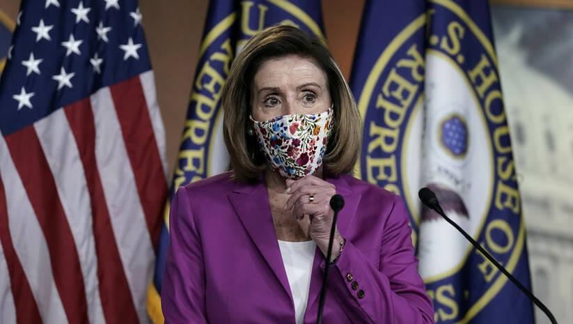 Nensi Pelosi  Foto: Betaphoto/AP Photo/J. Scott Applewhite