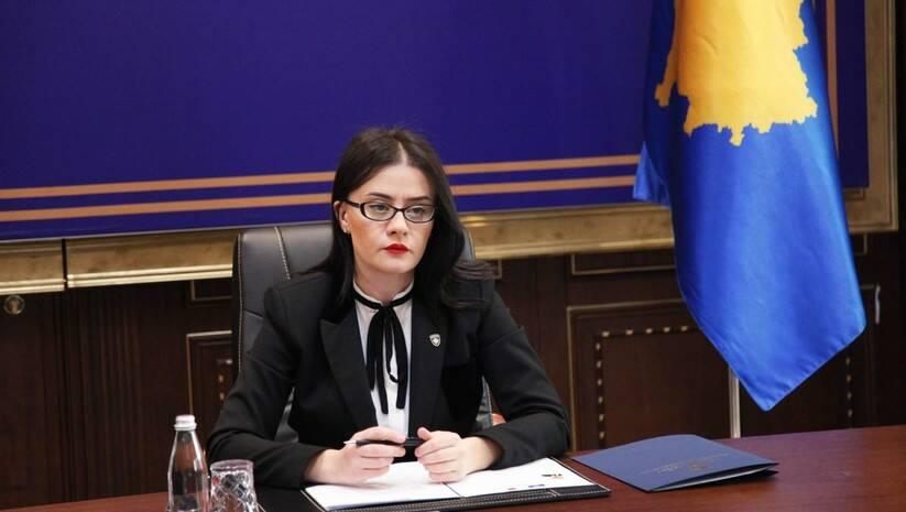 Meljiza Haradinaj-Stubla, Foto: Ministarstvo spoljnih poslova Kosova