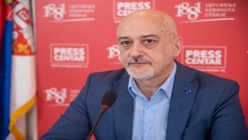 Sindikat lekara i farmaceuta: Dr Rade Panić