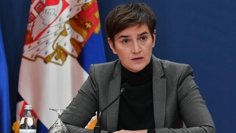 Ana Brnabić Foto: Srđan Ilić