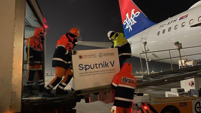 Vakcine Sputnjik V, Foto: Vlada Srbije