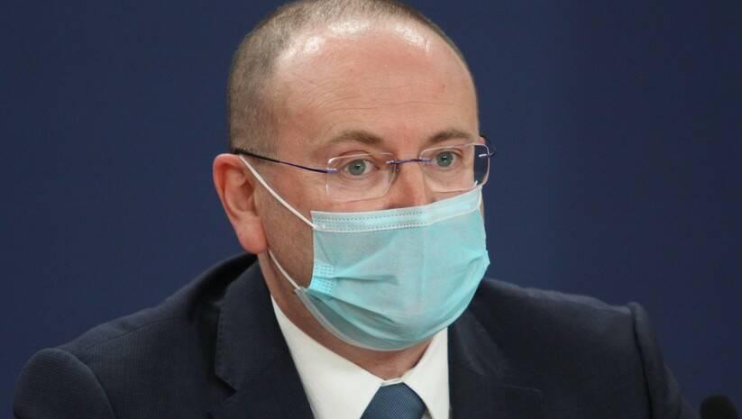 Beta: Pokrajinski sekretar za zdavstvo Zoran Gojkovic