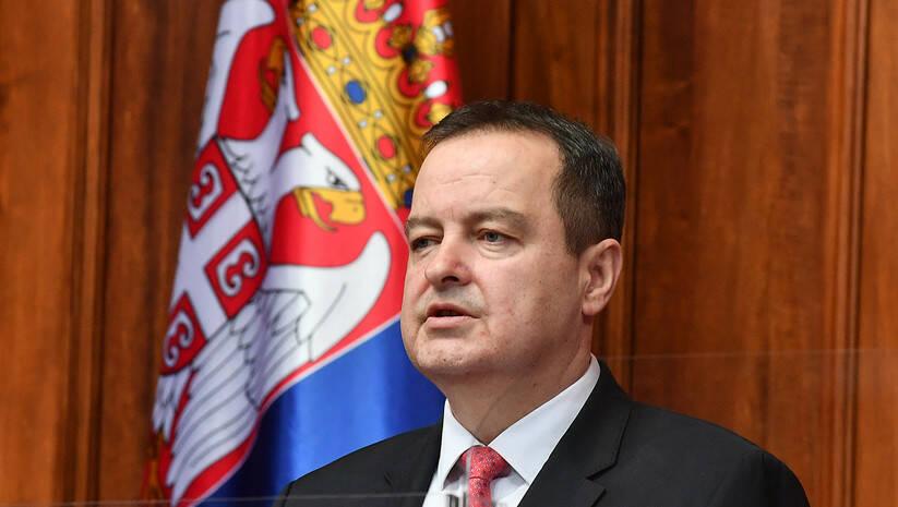 Ivica Dačić Foto: Srđan Ilić