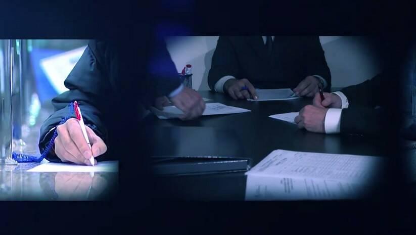 Ilustracija, potpisivanje ugovora, Foto: Insajder