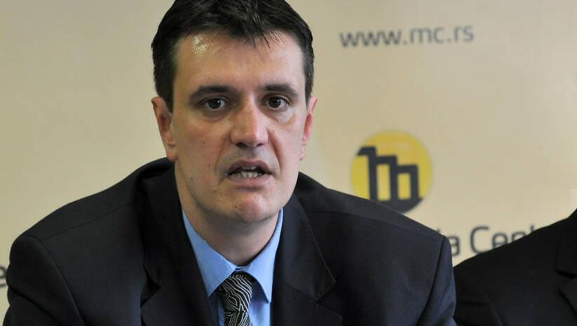 Vladimir Cvijan Foto: Medija centar Beograd