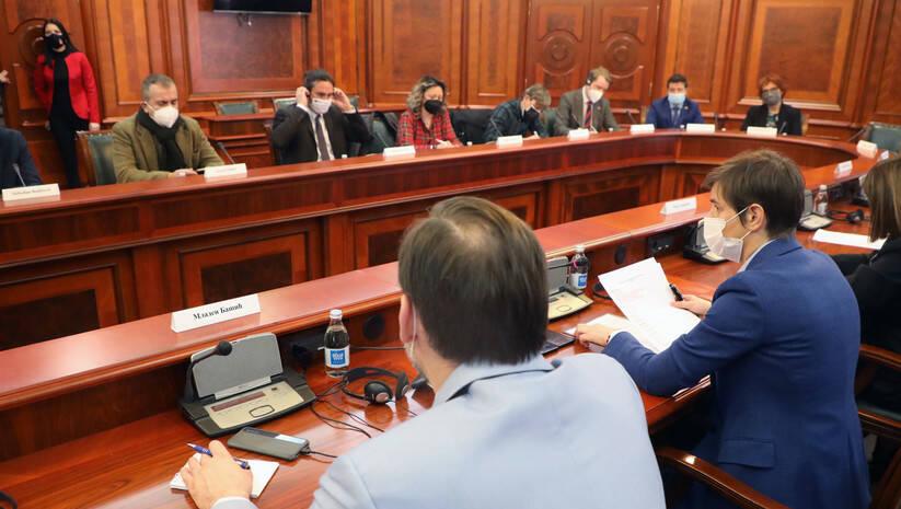 SLOBODAN MILJEVIC: Radna grupa za bezbednost novinara