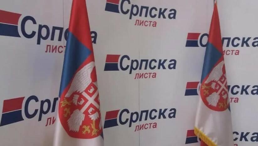 Srpska lista Foto: Facebook/Srpska lista