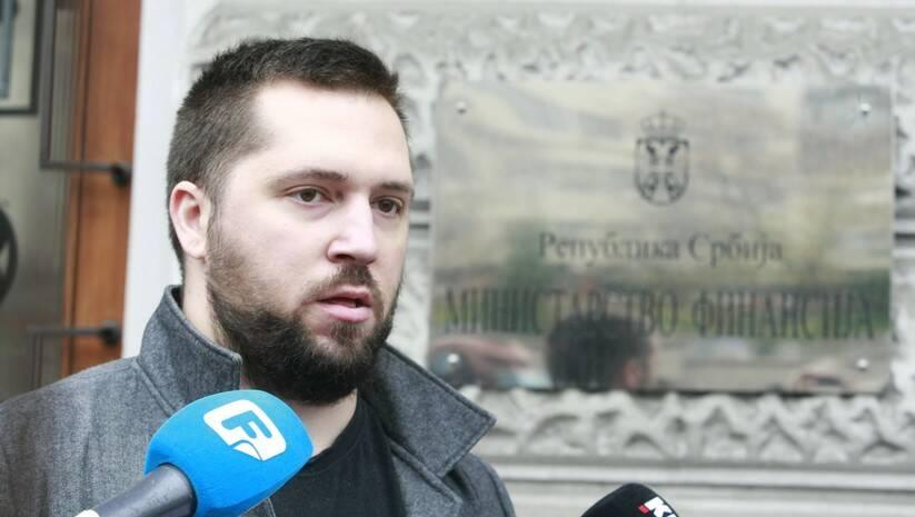 Miran Pogačar, Udruženje radnika na internetu Foto: Betaphoto/Miloš Miškov
