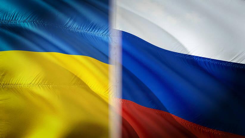 Ukrajina, Rusija