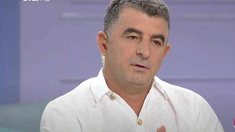Jorgos Karajvaz Foto: Printscreen/Youtube