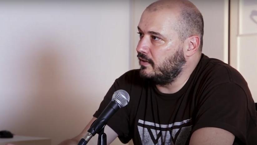 prtsrcn/youtube/medijcivilnogdruštva: Daško Milinović
