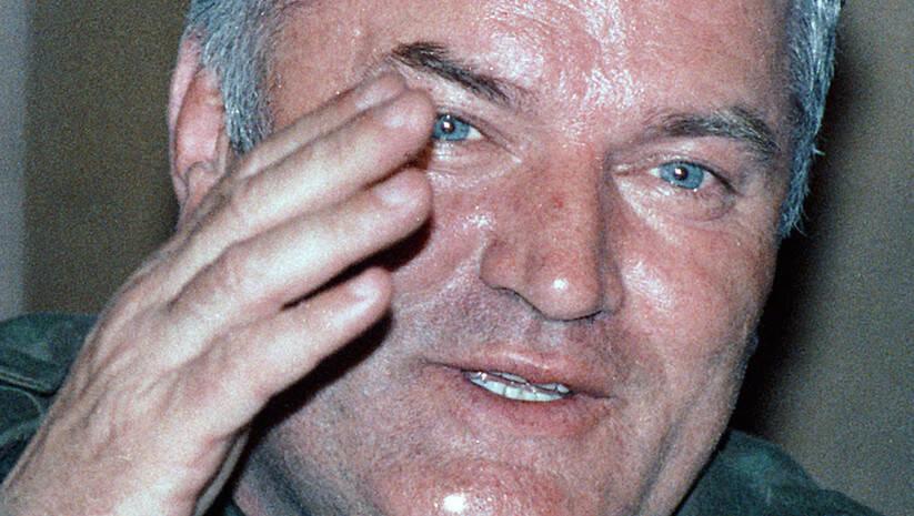 Ratko Mladić; Foto: Srđan Ilić