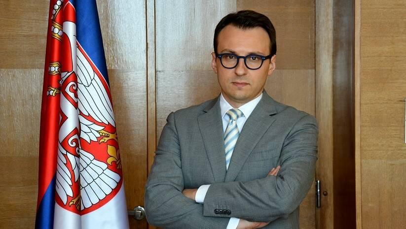 Petar Petković Foto: Kancelarija za KiM