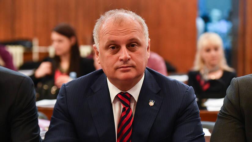 Srđan Ilić: Goran Vesić