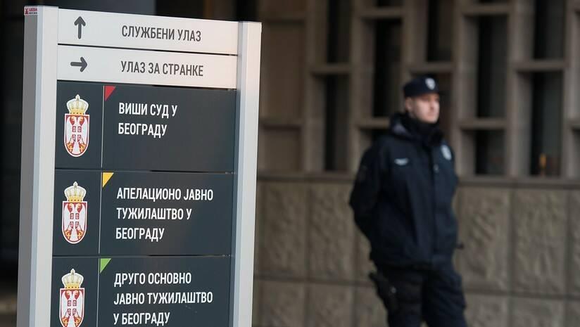Viši sud u Beogradu / Foto: Srđan Ilić