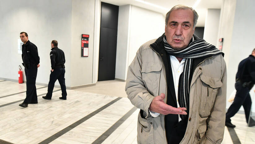 Milan Jovanović  Foto: Srđan Ilić