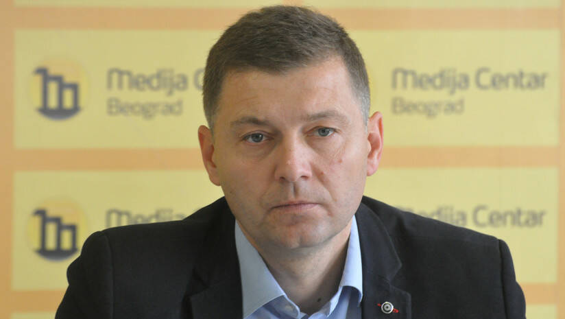 Nebojša Zelenović Foto: Medija centar
