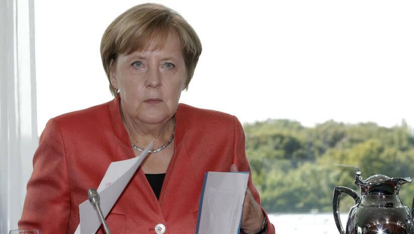 AP Photo/Michael Sohn: Angela Merkel