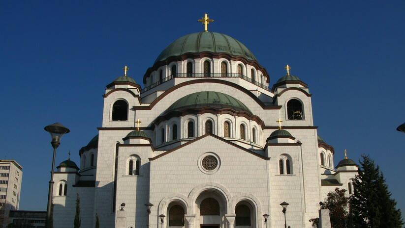 Hram Svetog Save Foto: Wikipedia