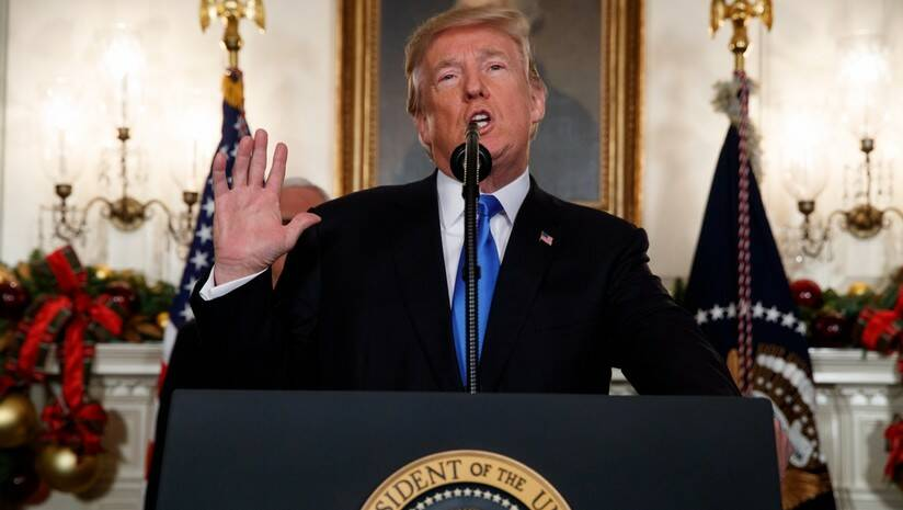 AP Photo/Evan Vucci: Donald Tramp