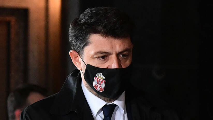 Vladimir Božović / Foto: Srđan Ilić
