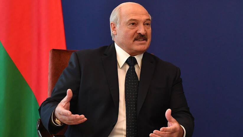 Aleksandar Lukašenko Foto: Srđan Ilić