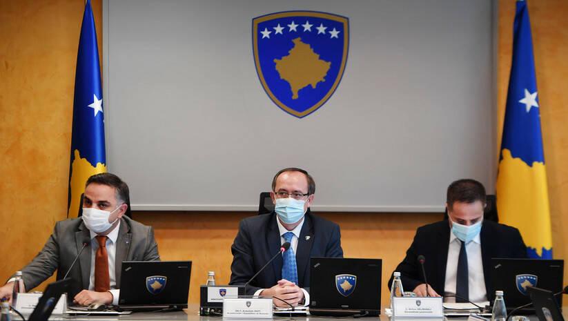 Avdulah Hoti, Vlada Kosova / Foto: Vlada Kosova
