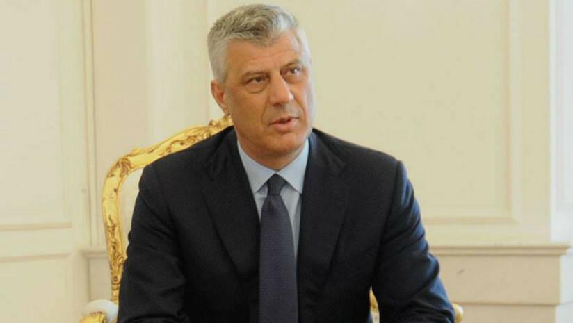 http://www.president-ksgov.net: Hašim Tači